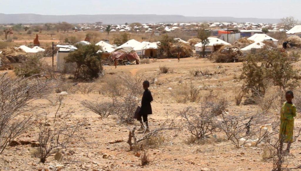 Flyktingläger till hemsidan