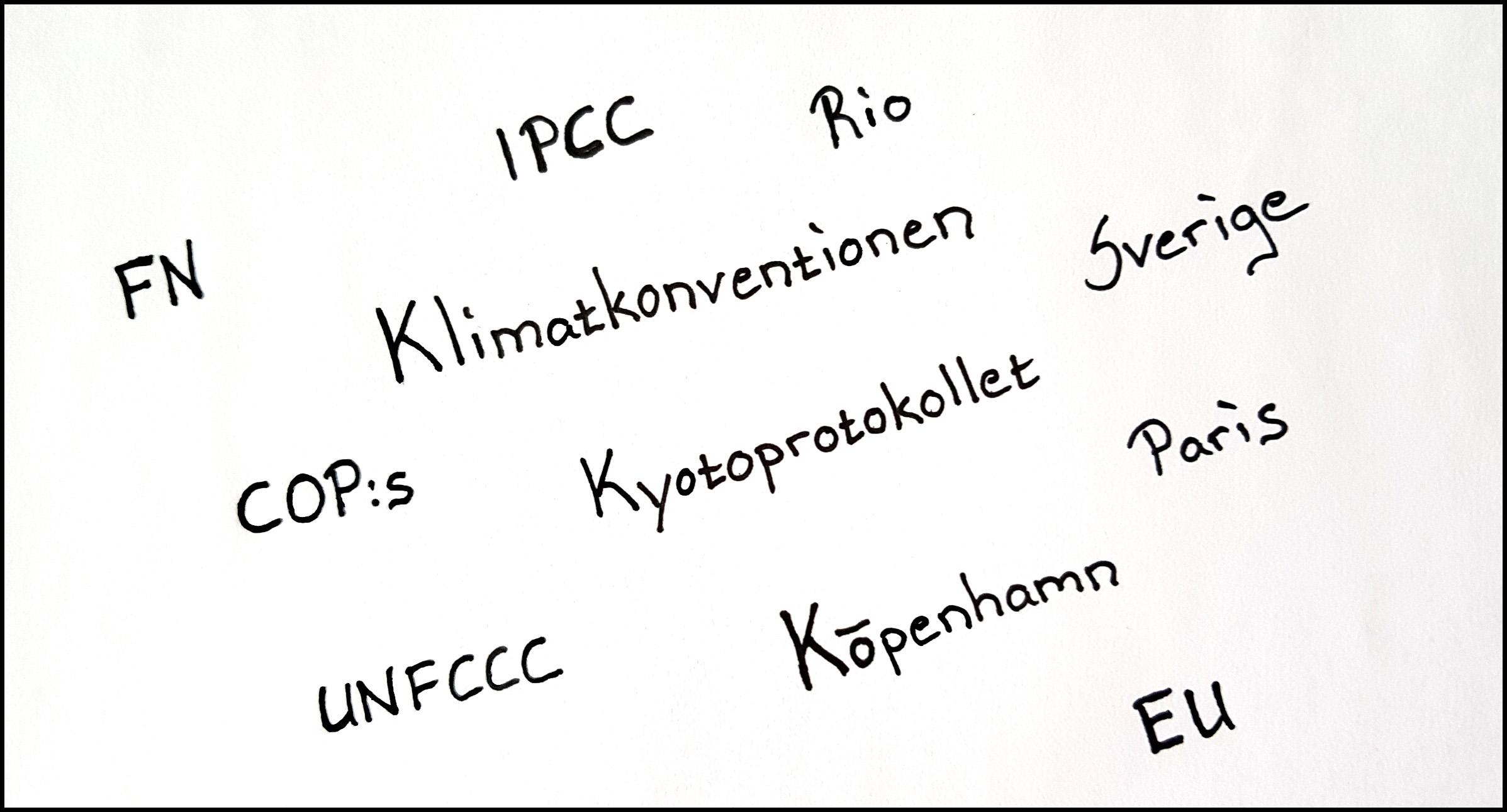 POD – De internationella klimatavtalens historia fram till idag – Anders Turesson